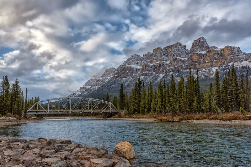 Castle Mountain Bridge