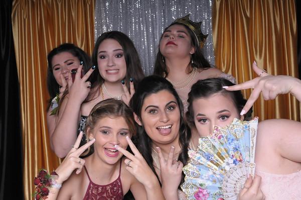 2018 East Hamilton High School Prom