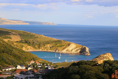 Lulworth Cove & Durdle Door