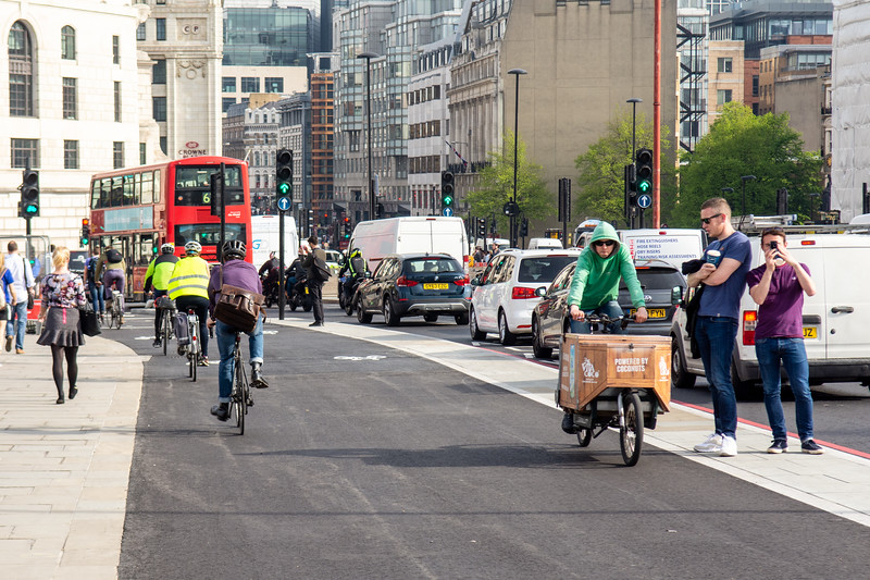 Cycle Superhighway!