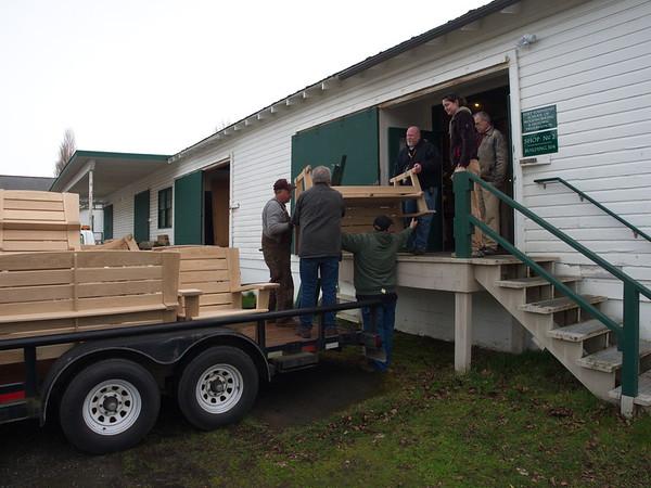 Porch Furniture Delivered