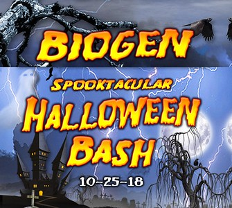 2018 Biogen Halloween Party!