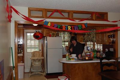Emily's Birthday 2007
