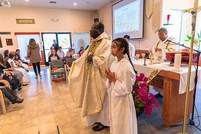 2019 1st Holy Communion: 10AM