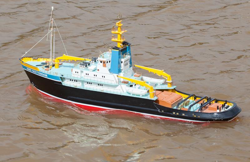 Ocean Going Tug, Ray Hellicar, SRCMBC, Smit Rotterdam, Solent Radio Control Model Boat Club