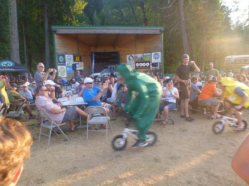 mini bike contests