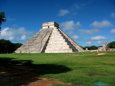 Chichén Itzá 2015