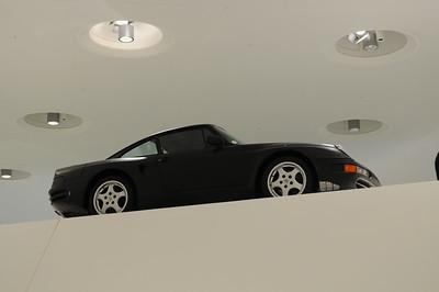 """Porsche Museum """"Projekt Geheim"""""""