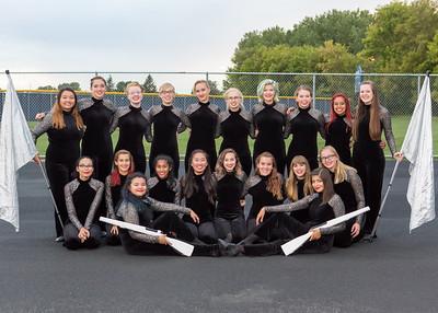 Woodbury HS Marching Band (2016)
