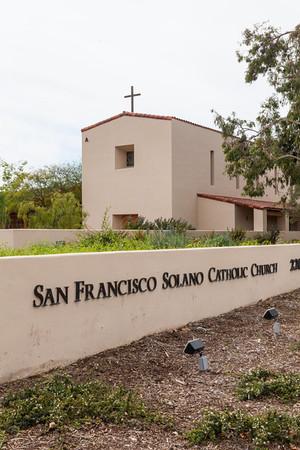 San Francisco Solano Church