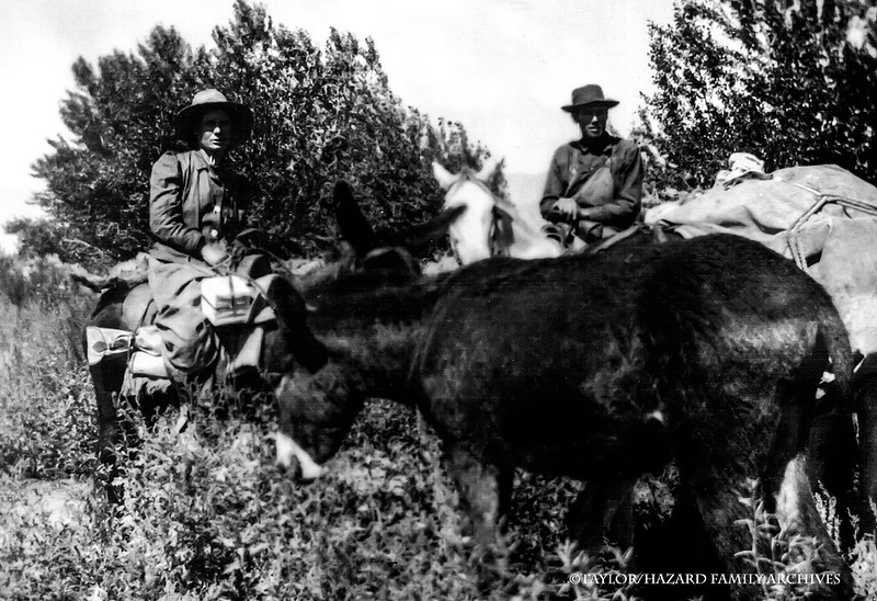 WF1908-06-18-Ida and Lemoyne on honeymoon trip.jpg