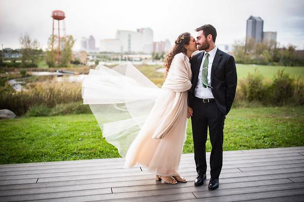 Jaclyn + Daniel: Wedding