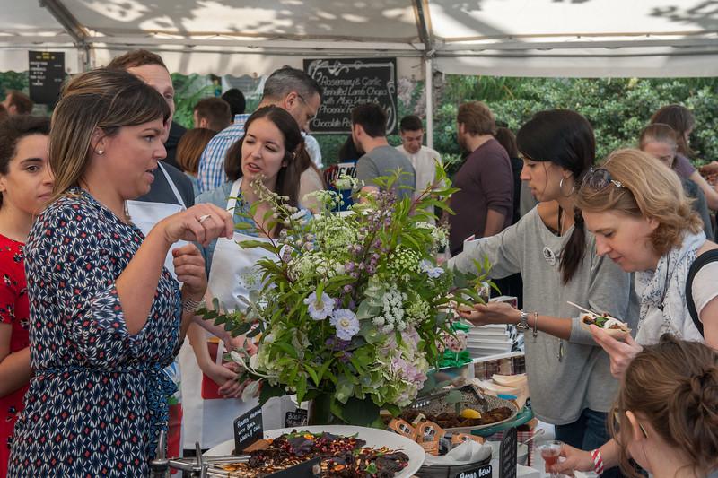 Soho Food Feast 2016 - Saturday