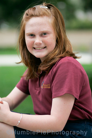 20090423 - 6th Grade Portraits