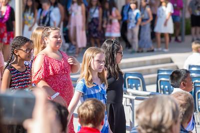 2019 Midland 5th Grade Promotion Ceremony