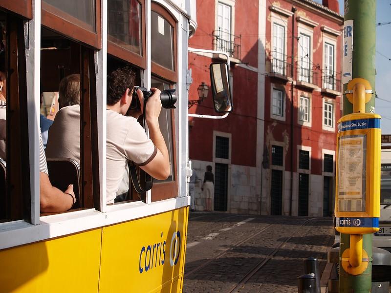 3 days in Lisbon Tram 28
