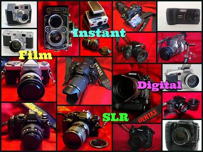 My Story Blog #13  Cameras 1957-2019