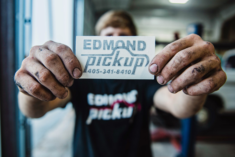 Edmond Pickup