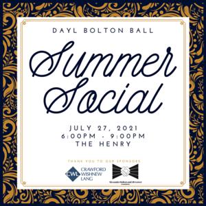 7-28-2021 DAYL Summer Social @ The Henry