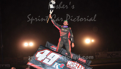 Eriez 08-11-19 Patriot Sprint Tour / RUSH Sprints