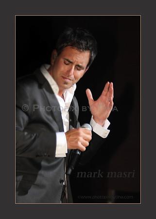 Mark Masri in Concert, Promo Shoot @ Rose Theatre Brampton