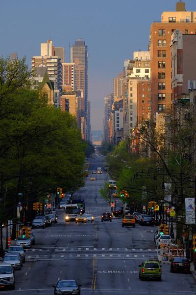 Amsterdam Avenue, Tenth Avenue, New Jersey