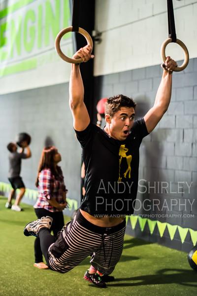 CrossFit Oahu Open 14.4