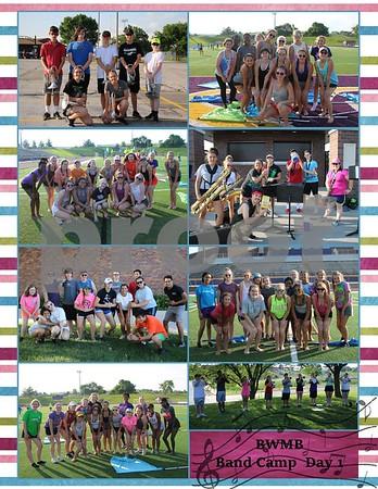 Summer and Band Camp