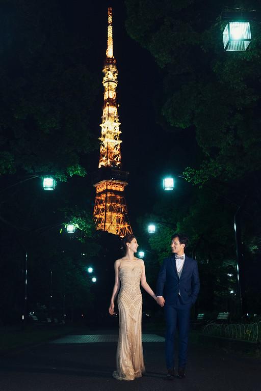 Donfer, 海外婚紗, World tour, 東法, EASTERN WEDDING, 世界旅拍, 東京, Tokyo, 東京婚紗婚紗