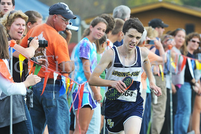 PAC 10 Cross Country Races