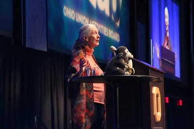 2013 OUAB Presents Jane Goodall