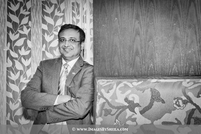 Portraits_Dr Gupta & Commissioner Sharad Doshi