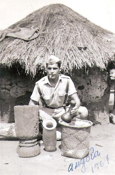 Manuel Ermida, 1961