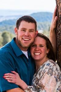 Luke and Kelly