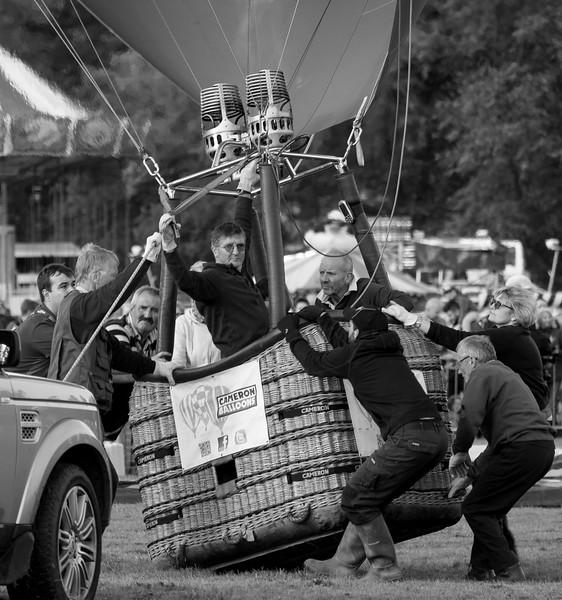 York Balloon Fiesta.