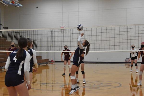 8th Grade Volleyball vs. Waverly