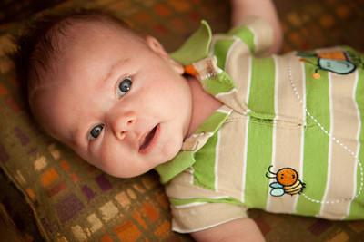 Jude @ 1 month