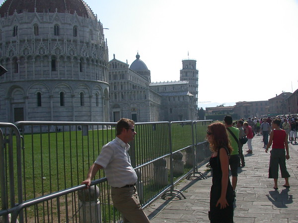 2002-07-22 - Florence & Pisa