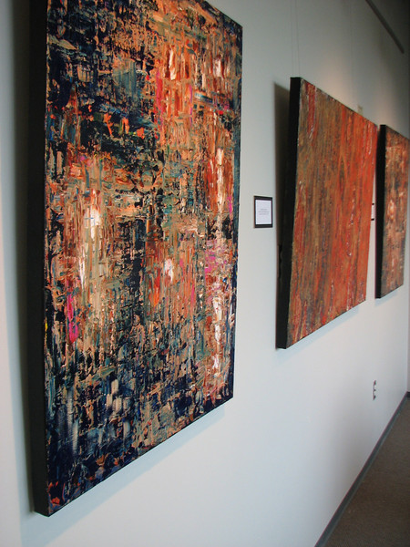 """The Paintings of Eduardo Lapetina"": Art Exhibition, May - June 2009"