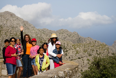 Spain -  Majorca - Drive to Sa Calobra
