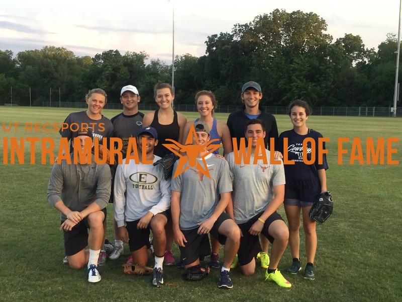Spring 2017 Softball Coed B Champ_Pike's Peak