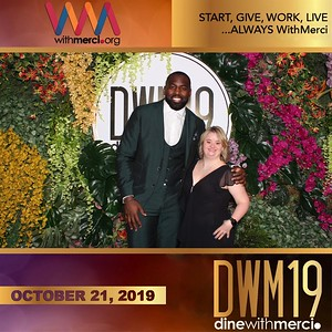 October 21, 2019 - Dine WithMerci