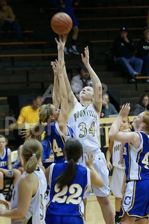 Girls Jv Basketball 2010