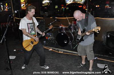 Agent 86 - at Boomers - Las Vegas, NV - September 18, 2009