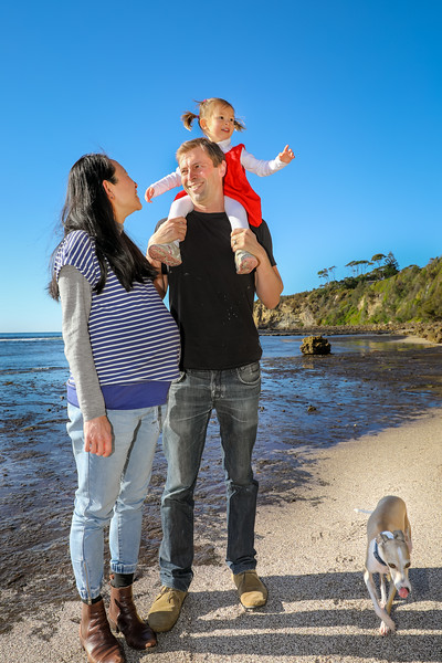 Anderson Family Maternity