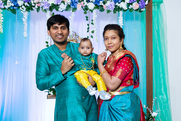 Ankush- Baby Naming