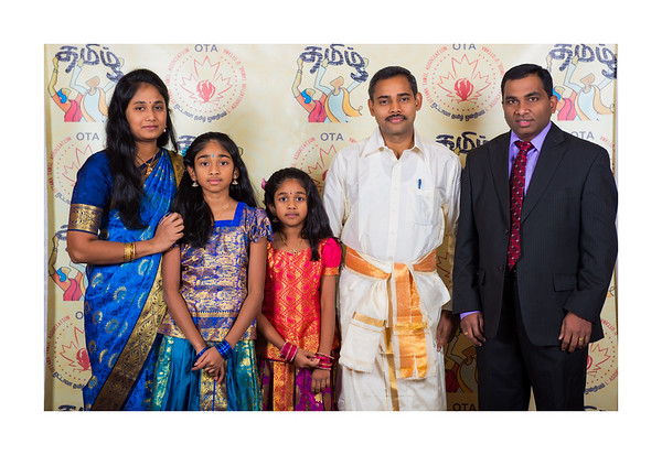 Tamil Heritage Month Gala 2017 Photo Booth