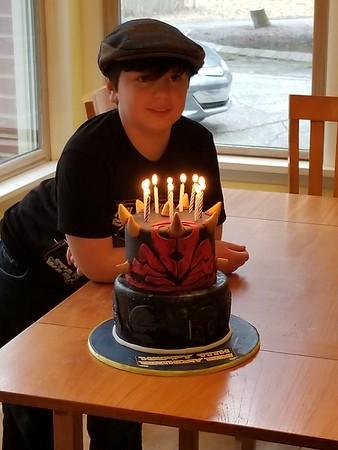 03-Ben's 11th Birthday