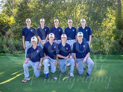 Hanover High Golf Team
