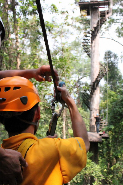 Flight of the Gibbon - Khao Kiew